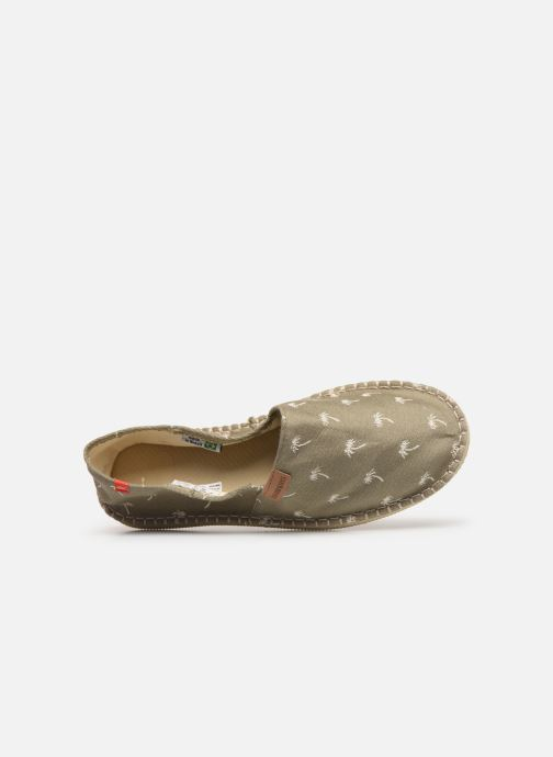 Espadrilles Havaianas Origine Beach Groen links